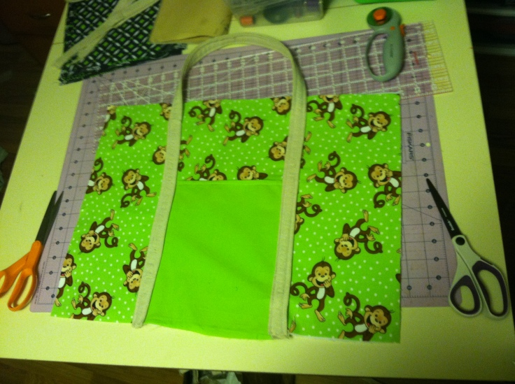 monkey-bag